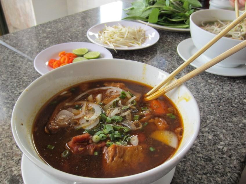 Beef stew in vietnam