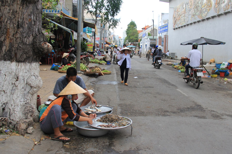 Can Tho, Vietnam - market