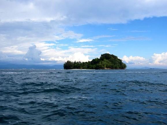 Mamutik Island, Malaysia