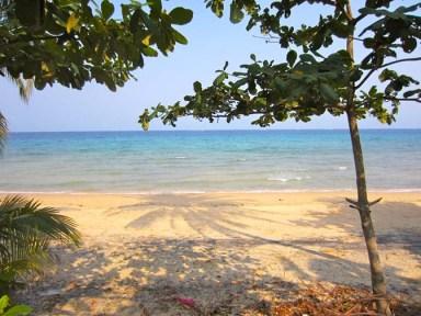Air Batang beach, Tioman Island, Malaysia