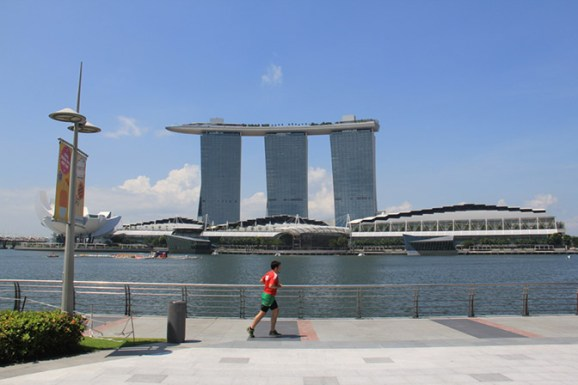 The Marina Bay Sands Hotel Singapore
