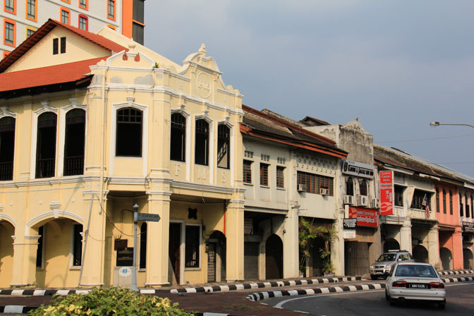 FMS Bar and Restaurant, Ipoh, Malaysia