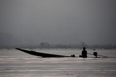 Boat bliss on Inle Lake, Myanmar