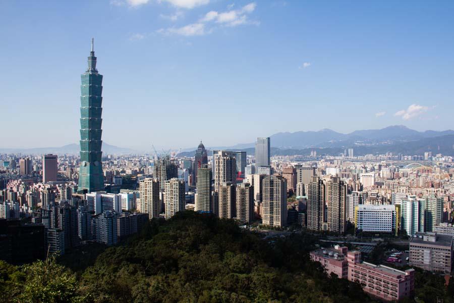 Taipei  Building Design