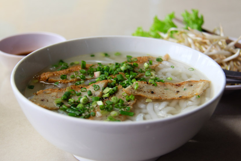 Soups in Vietnam that aren't pho - banh canh