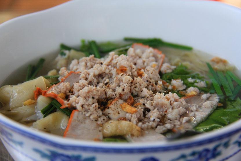 Soups in Vietnam that aren't pho - Hu Tieu