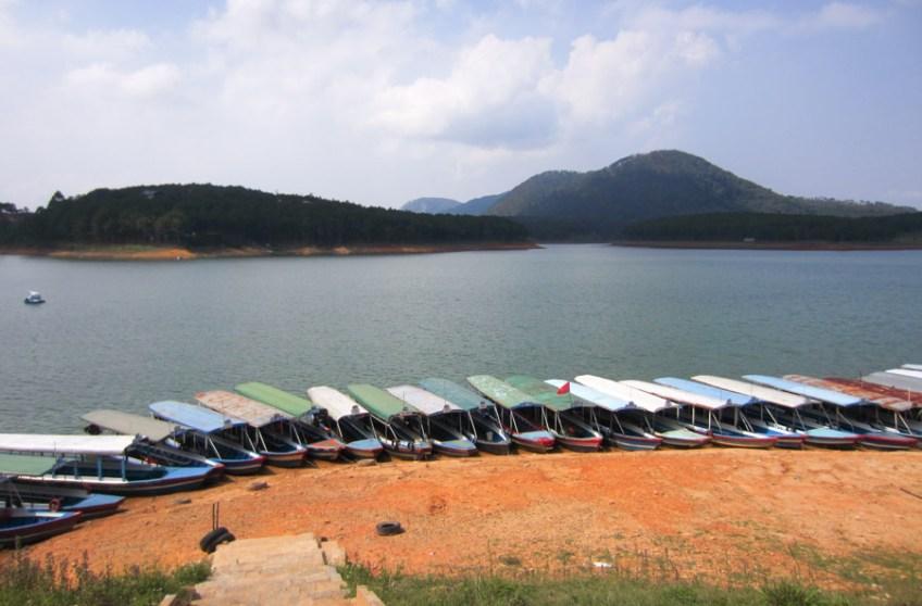 Tuyen Lake, Dalat, Vietnam