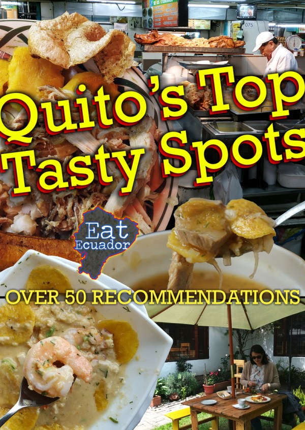 Guide to Quito Food & Drink