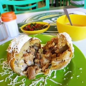 bolon de verde - ecuador's most popular banana dish