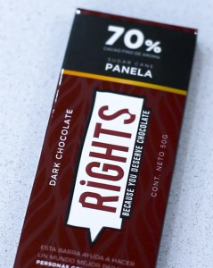 Rights chocolate