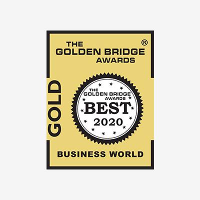 The Golden Bridge Award Business World