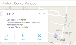 locate android phone