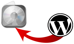 Backup WordPress Site and database