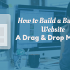 How to build a business website with wordpress