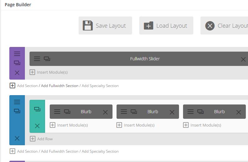 build business website in wordpress using divi theme