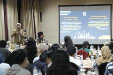Riri Asnita, Dinas Bina Marga DKI Jakarta