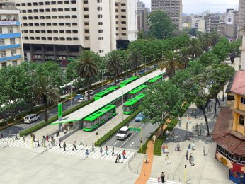 Moi Avenue envisaged