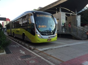 MOVE BRT, Belo Horizonte, Brazil
