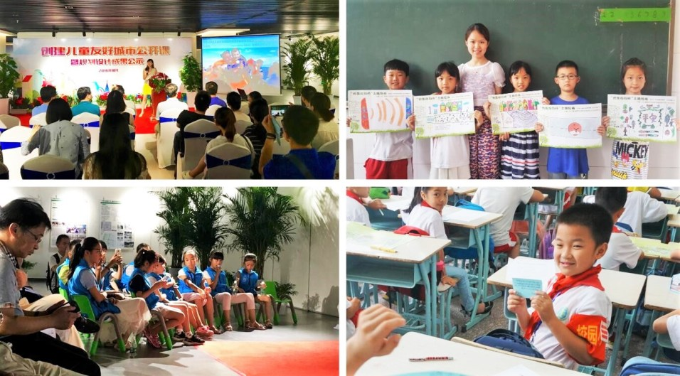 Children participation and communication activities