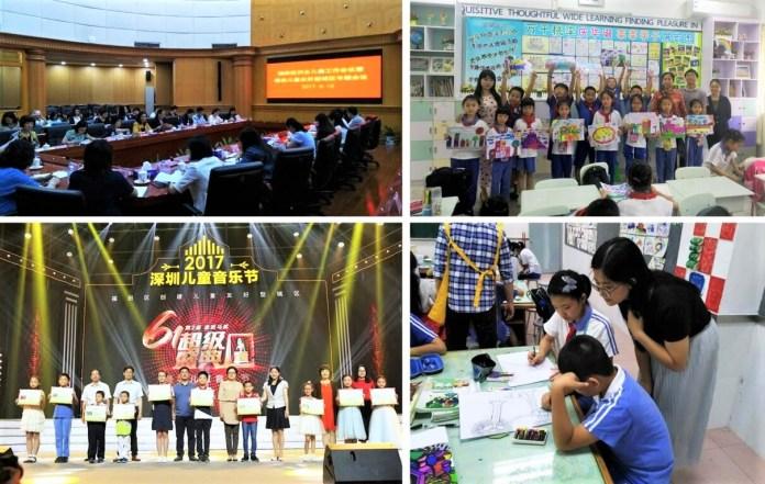 Ongoing Shenzhen CFC Development
