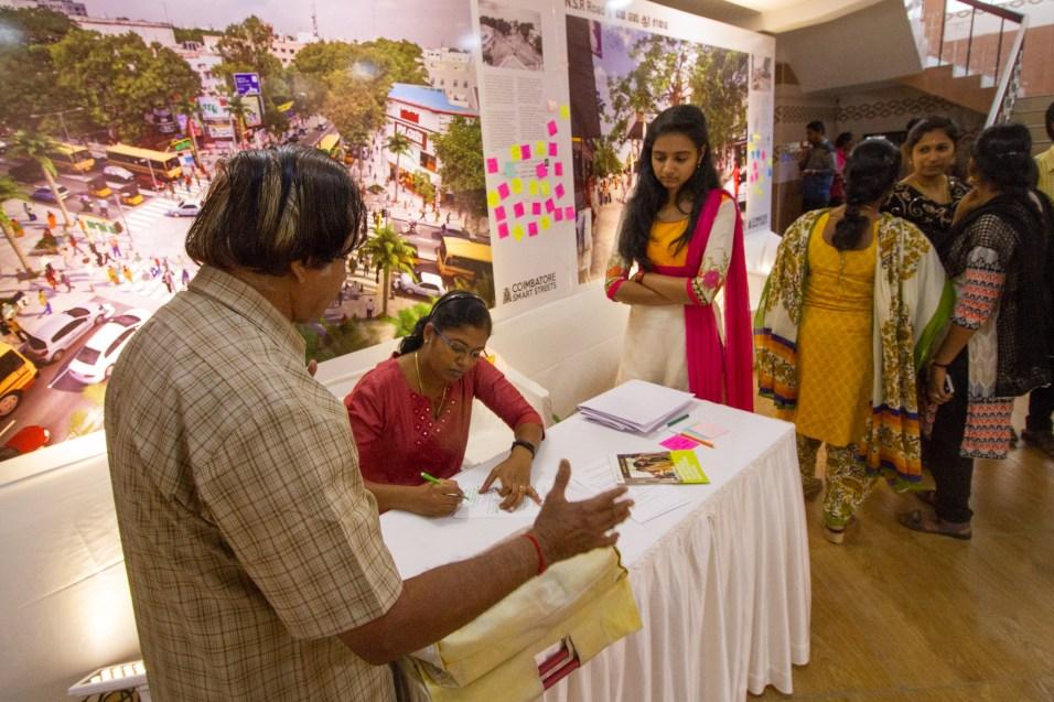 Coimbatore Smart Streets Exhibition 2
