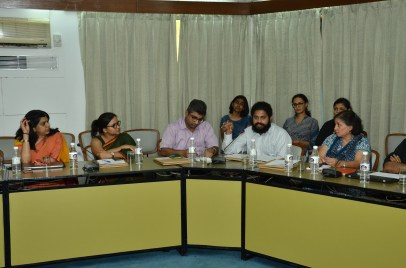 A roundtable discussion on Gender and Transit was organized by ITDP, Safetipin and UN Women with participation from 30 women's groups, international organizations, professionals and academic institutions.