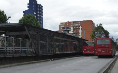 Bogota Calle 26 2