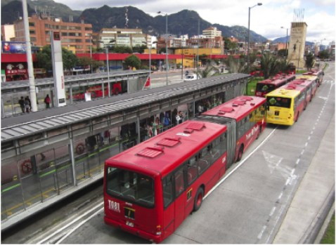 Bogota Calle 80 2