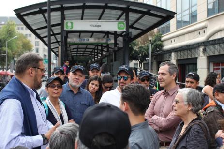 Metrobus Tour