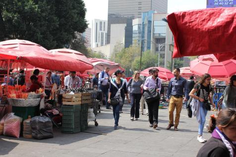 Downtown Mexico City Integration