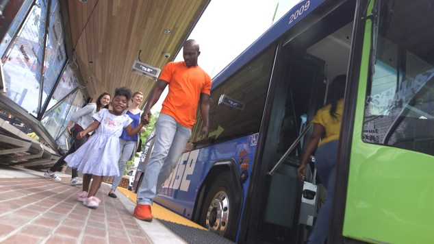 Richmond, Virginia, USA opened its first BRT in June 2018.