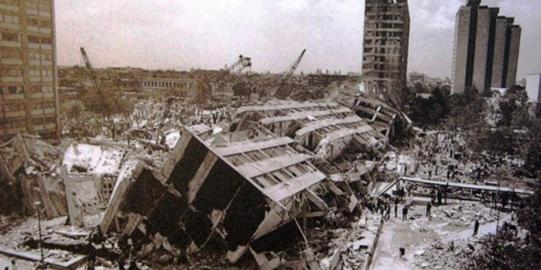 The 1985 earthquake took 5,000-10,000 lives and led to changes in the building and alert codes of Mexico.