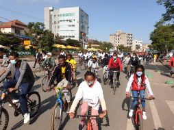 In Addis Ababa, the city government is working hard on an NMT strategy that is taking on new precedence with the coronavirus.