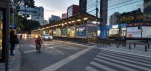 Having a permanent bike lane on Avenida de los Insurgentes can transform Mexico City for the better.
