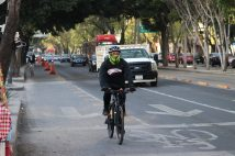 Mexico City has focused on cycling from its world class shared bike system, Ecobici, and now to its cycle lane.