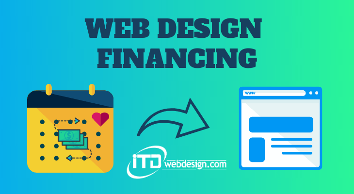 WEB DESIGN FINANCING
