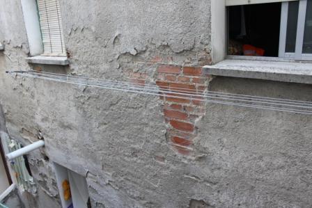 lesiones edificios