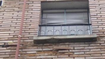 Lesiones fachadas ladrillo