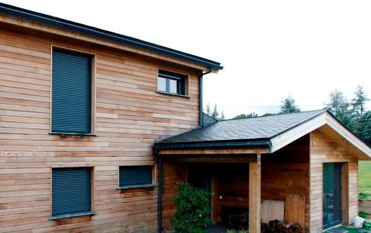 arquitecto chalet madera