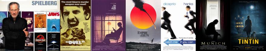 Films de Spielberg