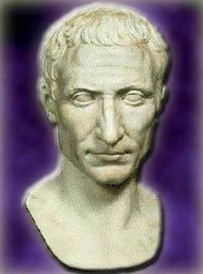 Busto Julio Cayo Cesar Museos Vaticanos
