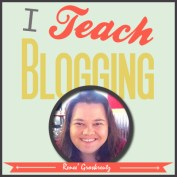 Blogging Tip: Put an image in the sidebar
