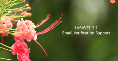 How to Enable Laravel 5.7 Email Verification Support