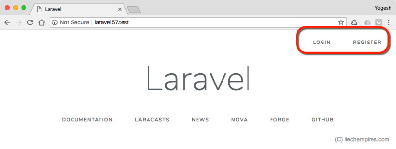 How to Enable Laravel 5 7 Email Verification Support