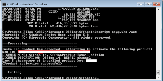 fix cannot verify license office
