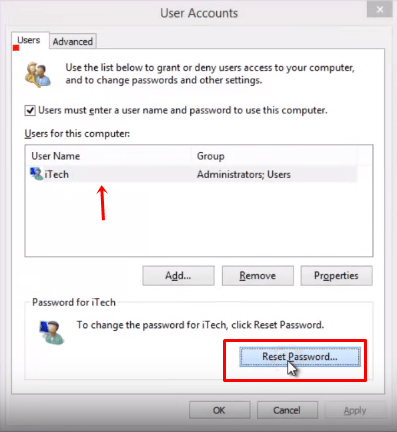 How to Reset Windows 8 Password Easily if Forgot it