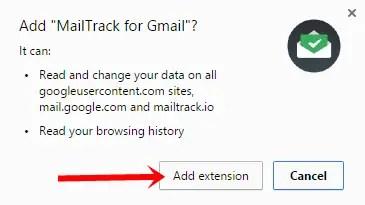 track sent mails gmail