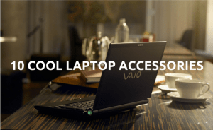 10 Cool accessories For Windows Laptop under $50