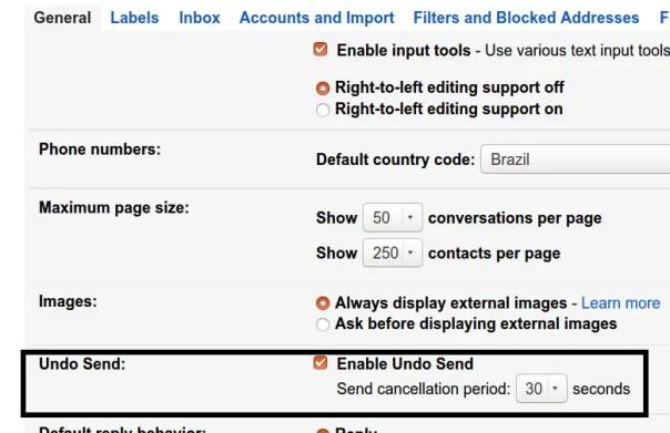 enable undo send gmail, undo send gmail android, undo send gmail ios, undo sent message gmail
