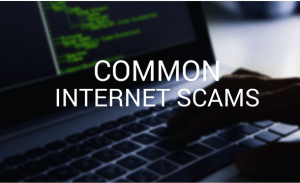 Common Internet Scams You Should Be Aware Of in 2020